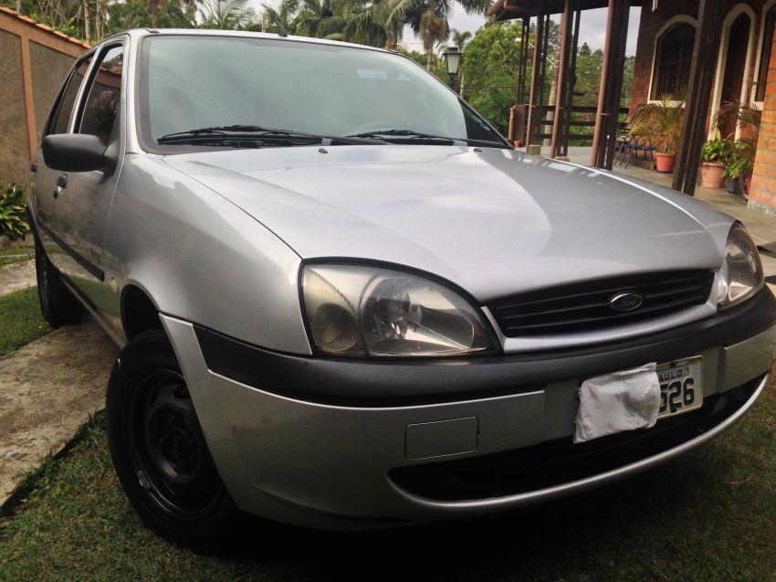 Ford Fiesta Hatch GL Class 1.0 MPi - Foto #1