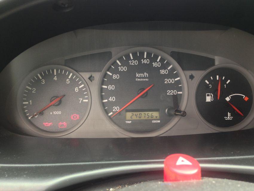 Ford Fiesta Hatch GL Class 1.0 MPi - Foto #5