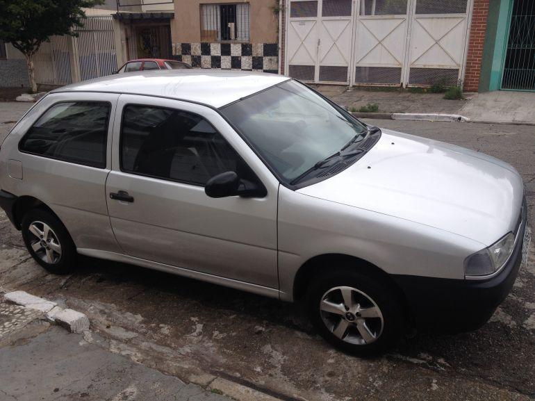 Volkswagen Gol Plus 1.0 8V 2p - Foto #2