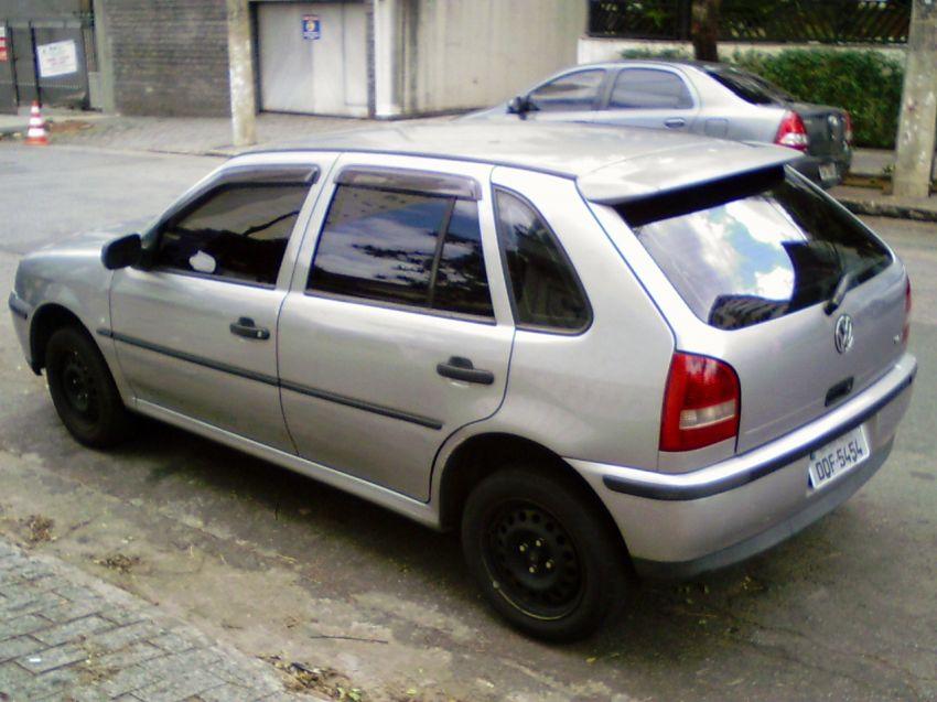 Volkswagen Gol Plus 1.0 MI 16V - Foto #2