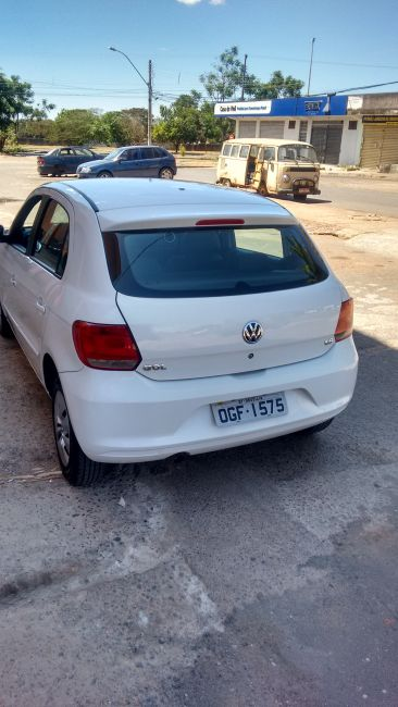 Volkswagen Gol City 1.6 MI (Flex) - Foto #1