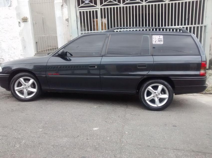 Chevrolet Astra Wagon GLS 2.0 MPFi - Foto #1
