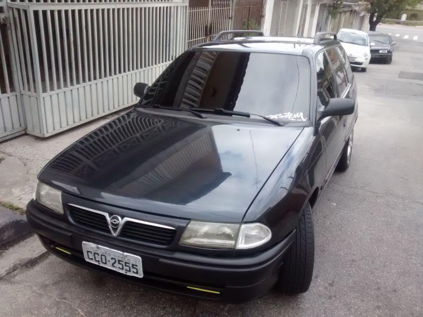 Chevrolet Astra Wagon GLS 2.0 MPFi - Foto #3