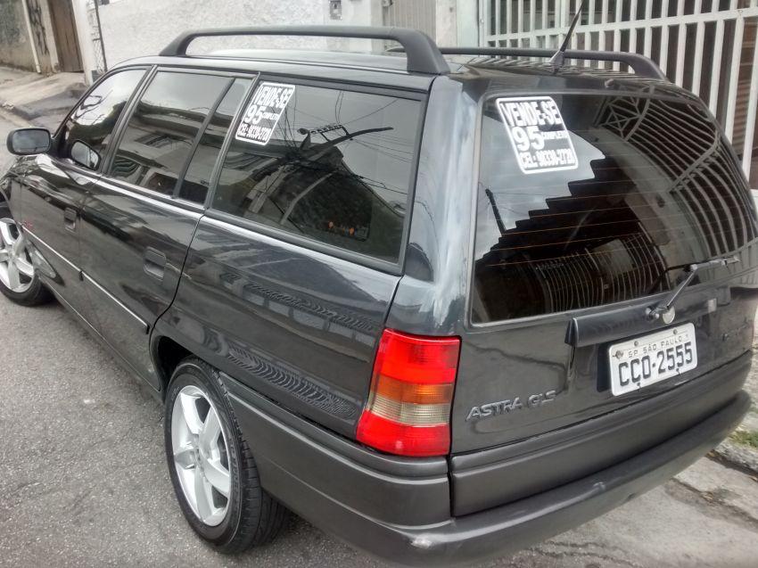 Chevrolet Astra Wagon GLS 2.0 MPFi - Foto #4