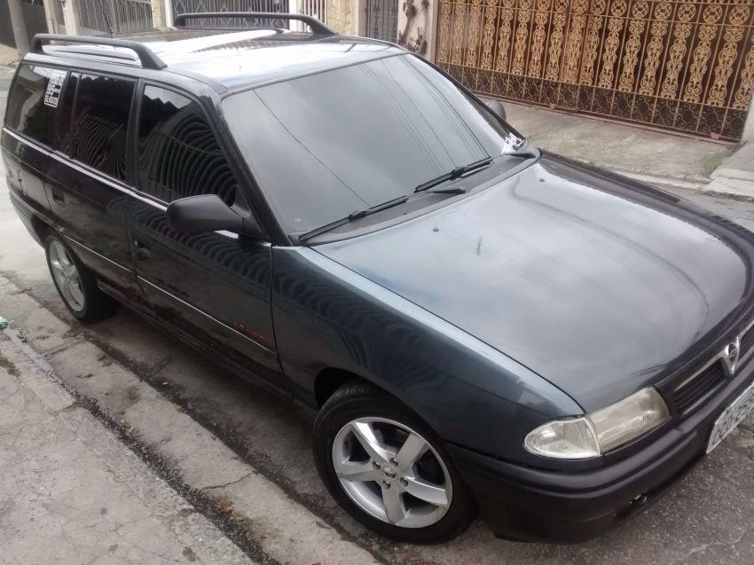Chevrolet Astra Wagon GLS 2.0 MPFi - Foto #5