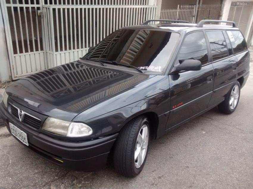 Chevrolet Astra Wagon GLS 2.0 MPFi - Foto #6