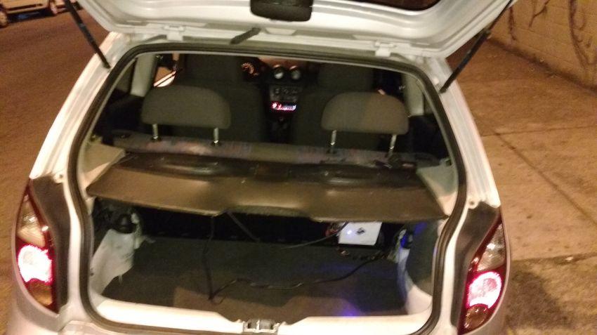 Chevrolet Celta Spirit 1.0 VHC (Flex) 2p - Foto #10
