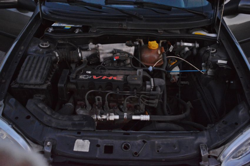 Chevrolet Corsa Sedan Classic Spirit 1.0 VHC - Foto #7