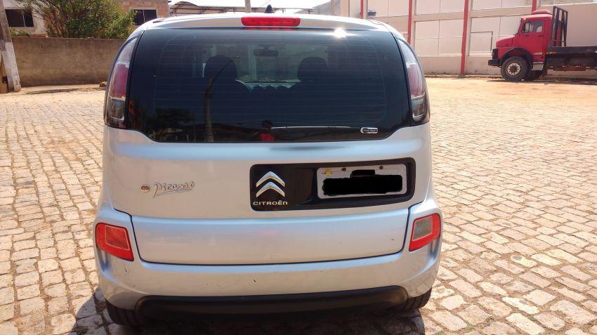 Citroën C3 Picasso GLX 1.5 16V (Flex) - Foto #2