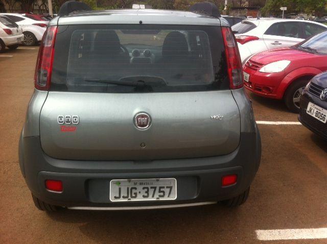 Fiat Uno Way 1.0 (Flex) 4p - Foto #4