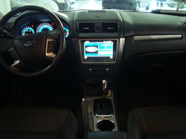 Ford Fusion 3.0 V6 SEL AWD - Foto #3
