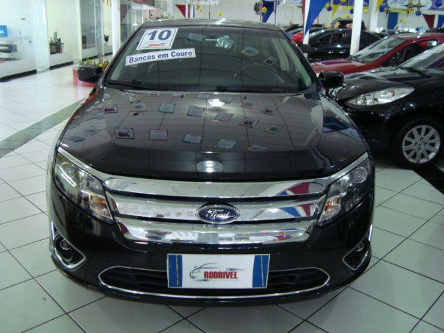 Ford Fusion 3.0 V6 SEL AWD - Foto #1
