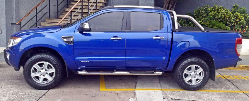 Ford Ranger 2.5 Flex 4x2 CD XLT - Foto #5