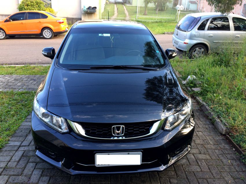 Honda New Civic LXR 2.0 i-VTEC (Flex) (Aut) - Foto #1