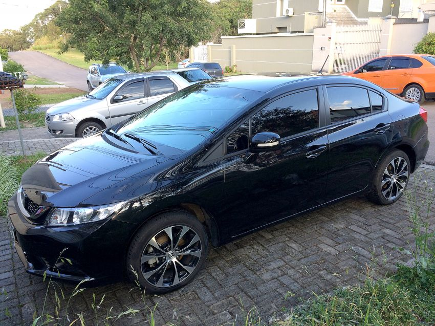 Honda New Civic LXR 2.0 i-VTEC (Flex) (Aut) - Foto #6