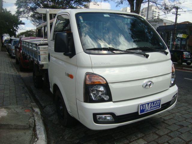 Hyundai HR - 2.5 TCI HD Extra-Longo com Caçamba - Foto #2