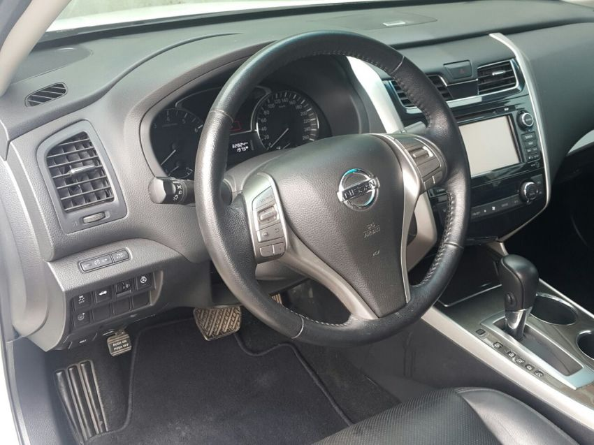 Nissan Altima SL 2.5 X-Tronic CVT - Foto #4