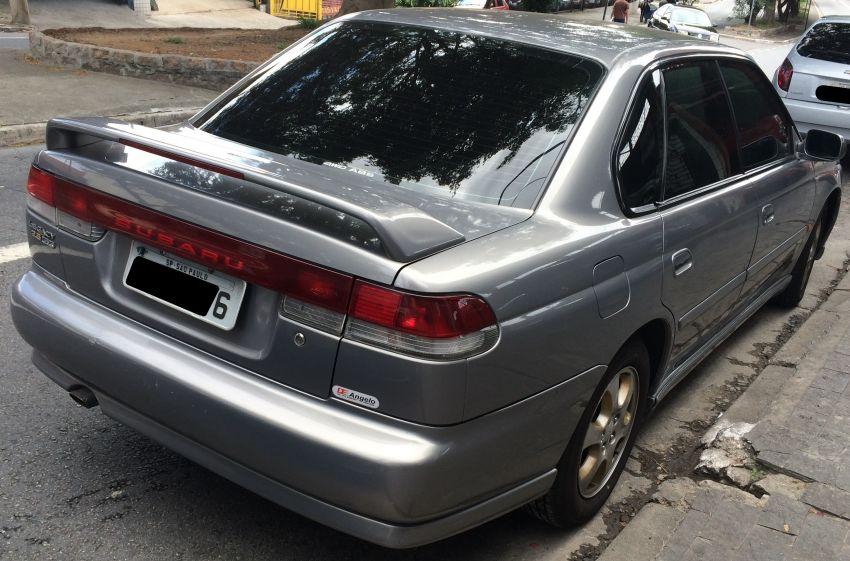 Subaru Legacy Sedan Gx 4X4 2.5 16V (aut) - Foto #1