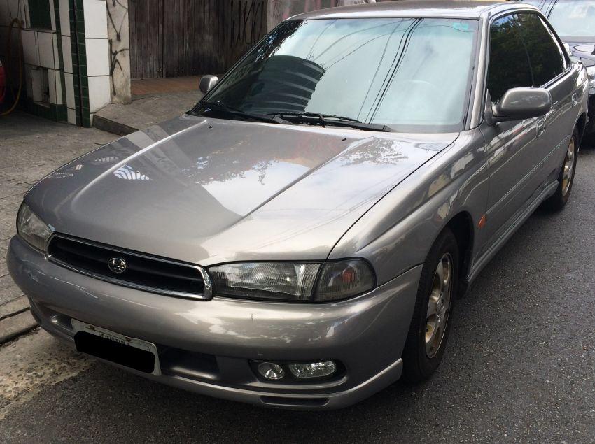 Subaru Legacy Sedan Gx 4X4 2.5 16V (aut) - Foto #2