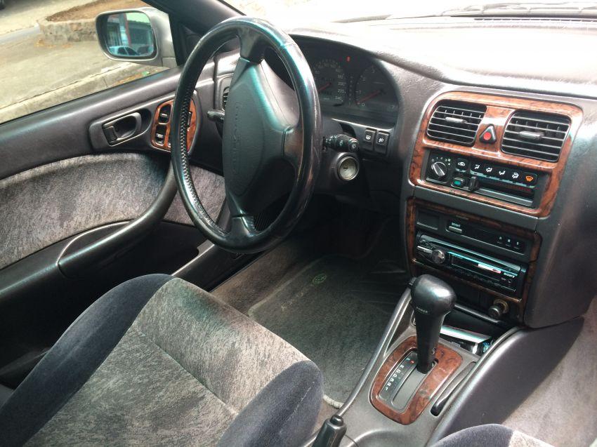 Subaru Legacy Sedan Gx 4X4 2.5 16V (aut) - Foto #3