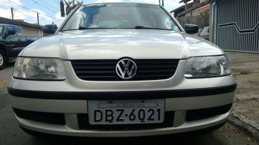 Volkswagen Gol 1.0 MI 16V (G3) - Foto #6