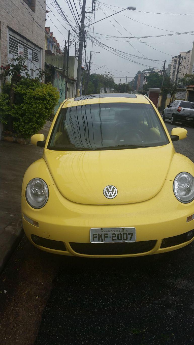 Volkswagen New Beetle 2.0 (Aut) - Foto #6