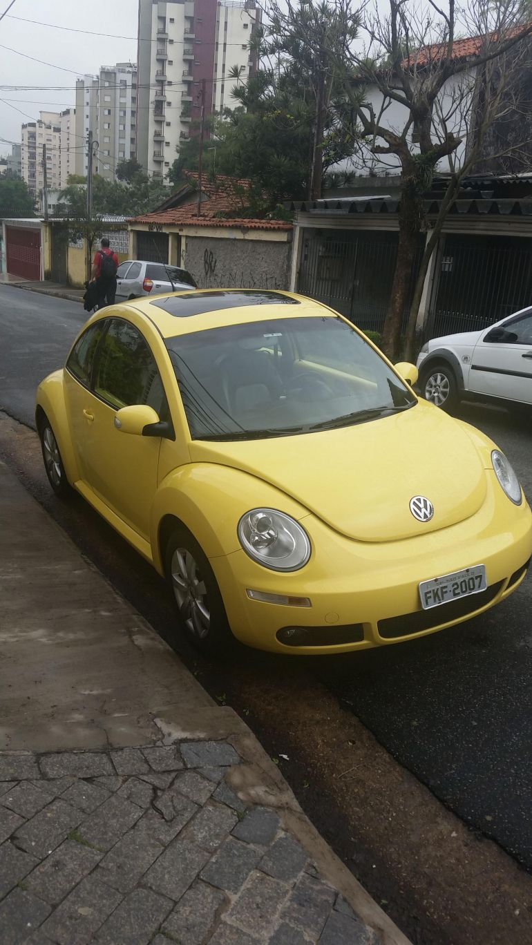 Volkswagen New Beetle 2.0 (Aut) - Foto #5
