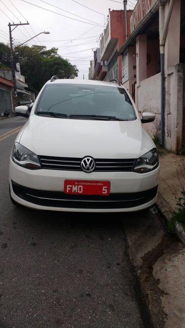 Volkswagen SpaceFox 1.6 8V Trend (Flex) - Foto #3