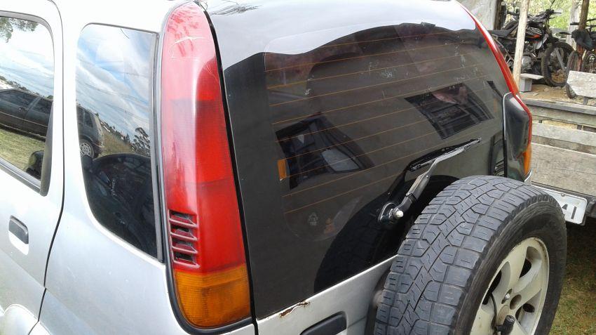 Daihatsu Terios SX 4x4 1.3 16V - Foto #2