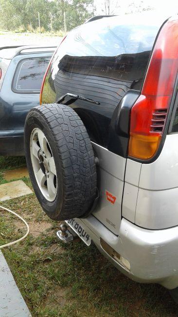 Daihatsu Terios SX 4x4 1.3 16V - Foto #5