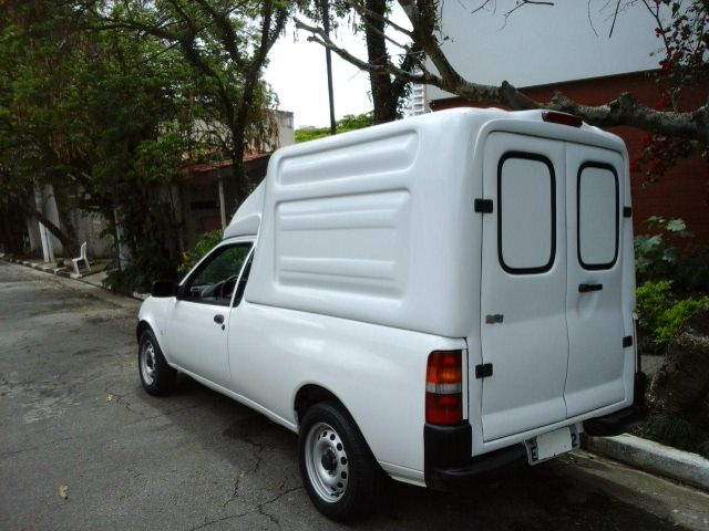 Ford Courier L 1.6 (Flex) - Foto #5