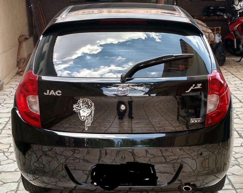 JAC J3 1.4 16V VVT - Foto #4