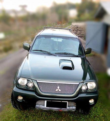 Mitsubishi L 200 Sport 4x4 2.5 Turbo (cab. dupla) - Foto #5