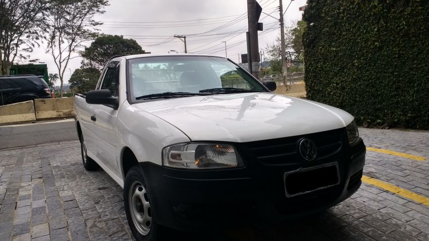 Volkswagen Saveiro City 1.6 8V (Flex) - Foto #1
