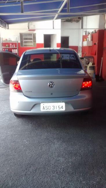 Volkswagen Voyage 1.6 VHT Trendline (Flex) - Foto #2