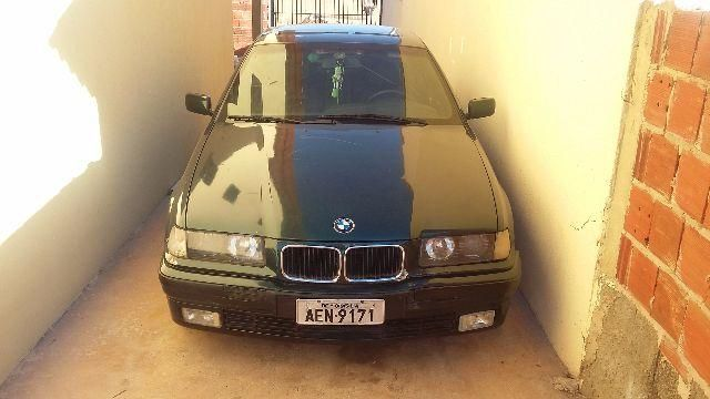 BMW 325i 2.5 24v (Aut) - Foto #2