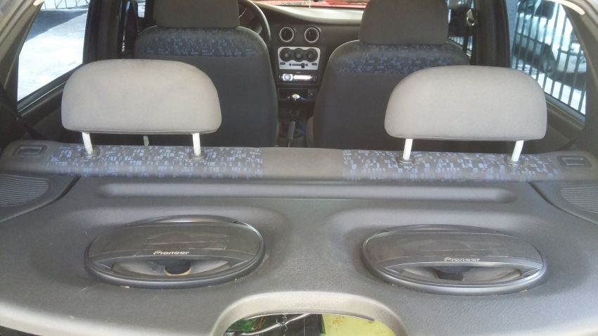 Chevrolet Celta Super 1.4 4p - Foto #3