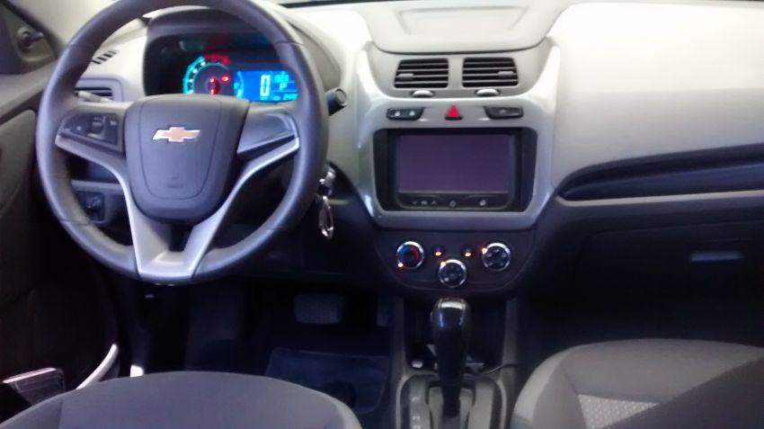 Chevrolet Cobalt LT 1.8 8V (Aut) (Flex) - Foto #2
