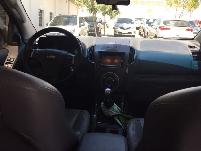 Chevrolet S10 4x2 2.4 MPFi (Cab Dupla) - Foto #4