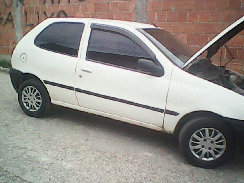 Fiat Palio ED 1.0 MPi - Foto #1