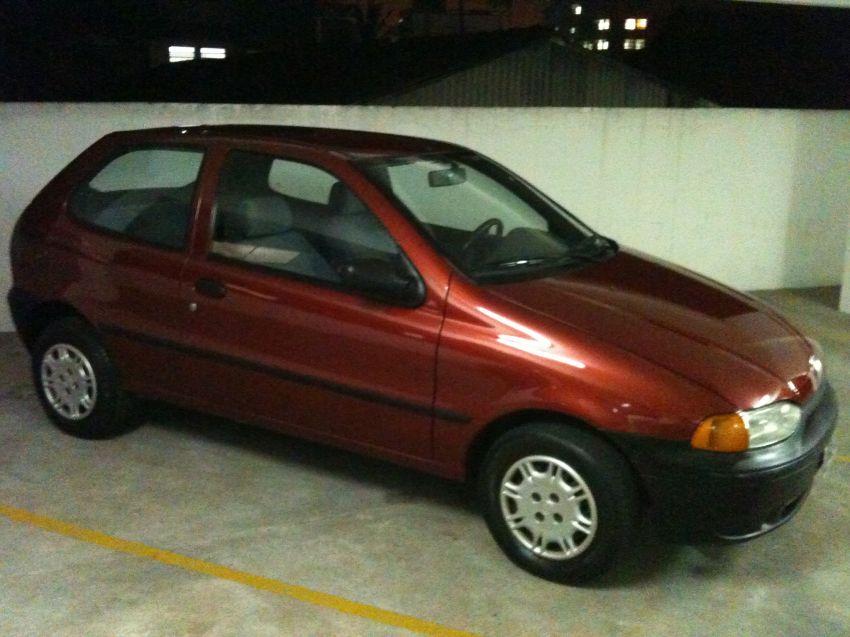 Fiat Palio EX 1.0 MPi - Foto #1