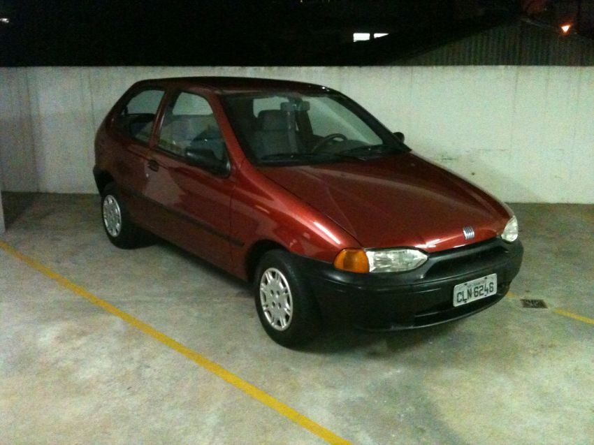 Fiat Palio EX 1.0 MPi - Foto #2