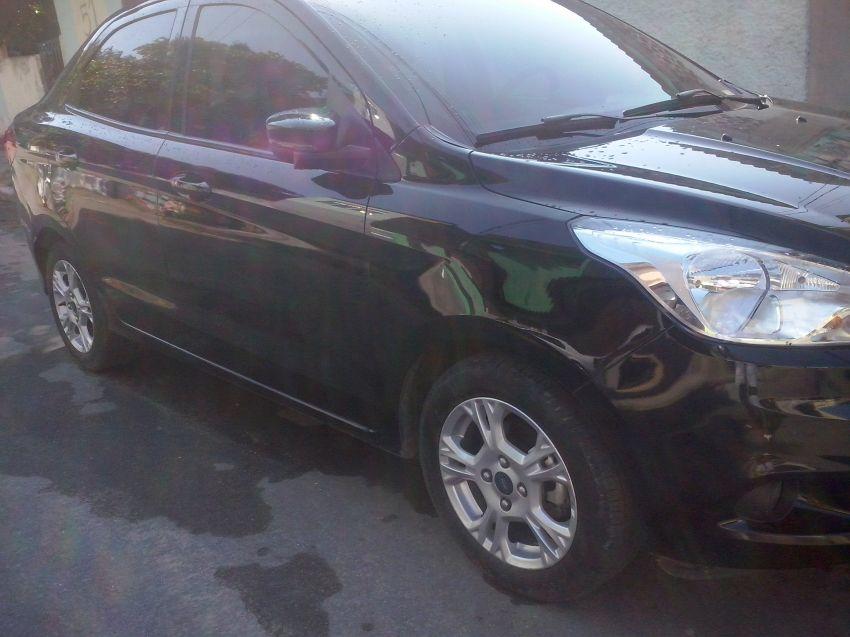 Ford Ka Sedan SEL 1.5 16v (Flex) - Foto #3