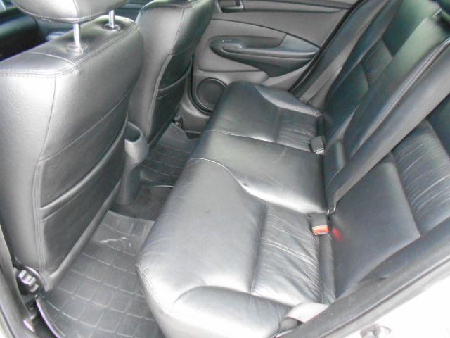 Honda City LX 1.5 16V (flex) (aut.) - Foto #7