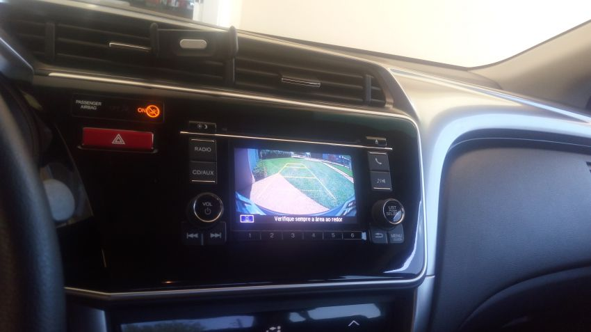 Honda City EXL 1.5 16V (flex) (aut.) - Foto #5