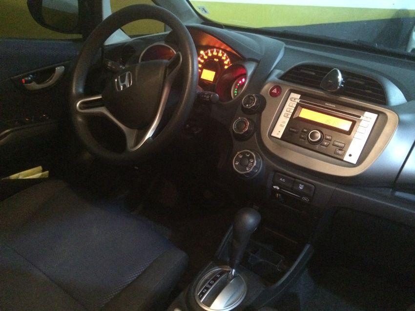 Honda Fit LX 1.4 (flex) (aut) - Foto #6