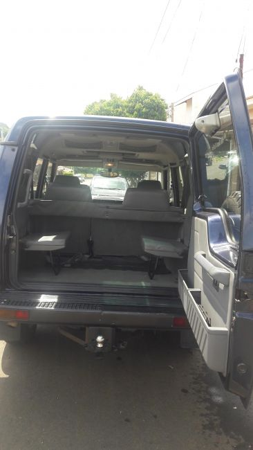 Land Rover Discovery 4x4 3.9 V8 (aut) - Foto #6