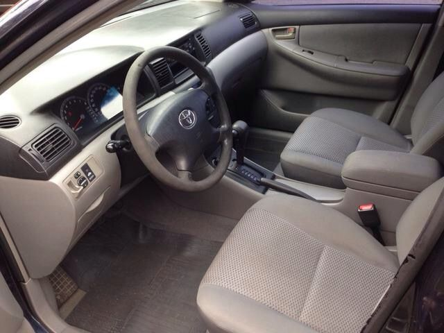 Toyota Corolla Fielder 1.8 16V (aut) - Foto #5