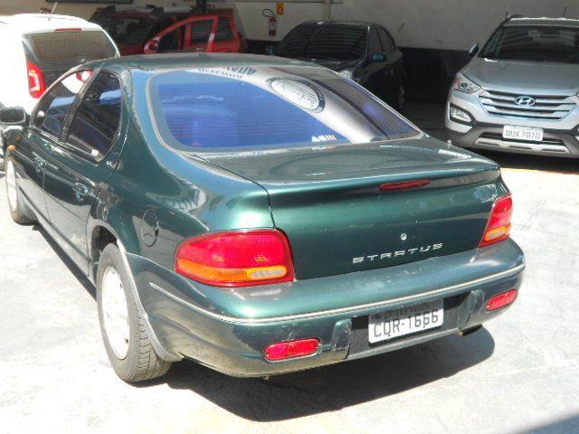 Chrysler Stratus Sedan LX 2.5 (aut) - Foto #6