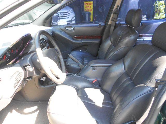 Chrysler Stratus Sedan LX 2.5 (aut) - Foto #9